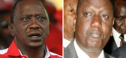 We are tired of crying like babies, we will get guns soon- Jubilee politicians warn Uhuru