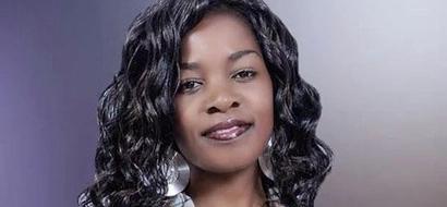 Gospel singer Gloria Muliro loses her father