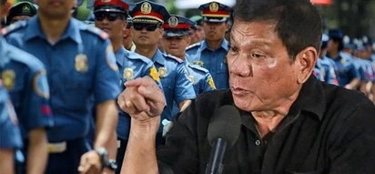 Duterte gave PNP a warning; find out what he said to them