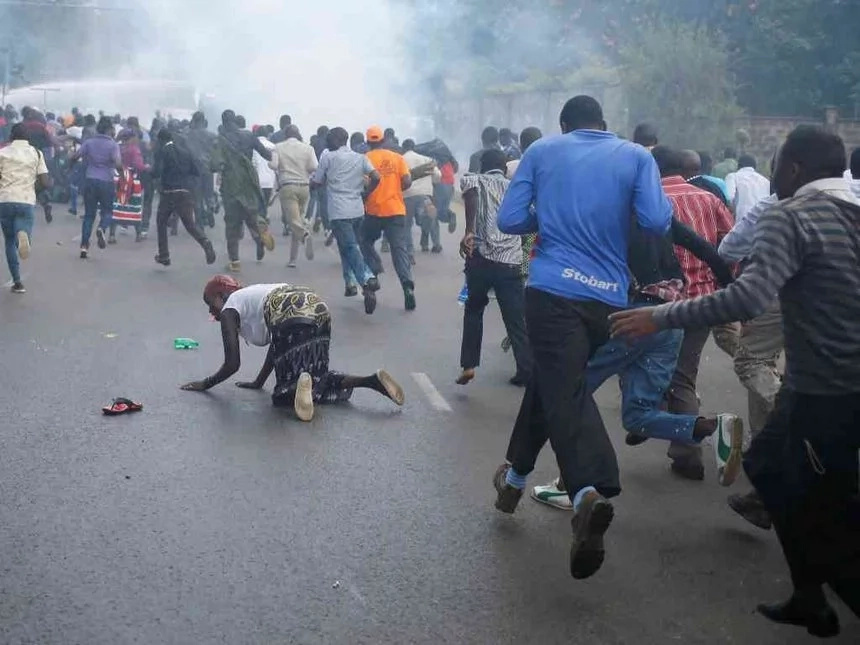 We resume protests on Tuesday, October 24- Raila assures supporters