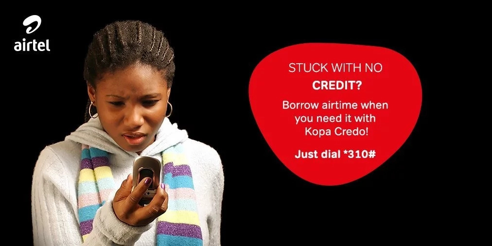 How to Kopa Credo Using Airtel Line: Get Sorted Anytime