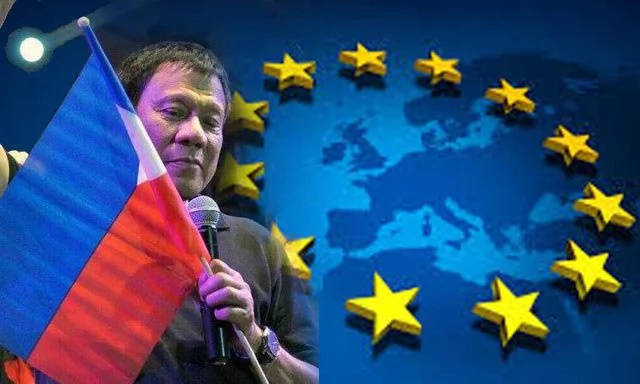EU congratulates Duterte, hopes for continued cooperation
