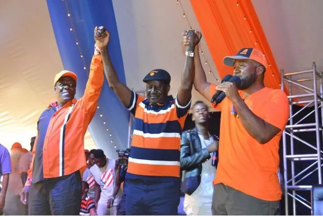 odm kilgoris aspirant arrested