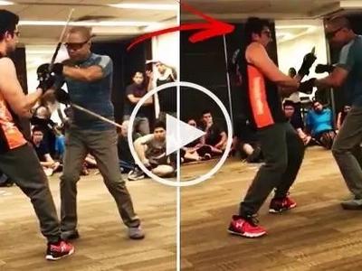 Lagot ang mga bashers niya! Luis Manzano shows off his epic martial arts moves in intense viral video