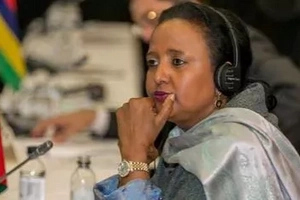 The elaborate party Uhuru had planned for Amina Mohammed and how he was disappointed in Ethiopia