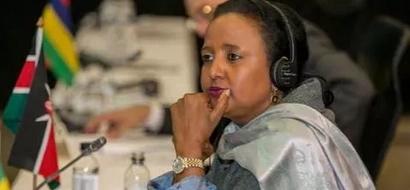 Waziri wa Uganda amshambulia VIKALI Amina Mohamed