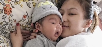 Nakapagbonding na ulit sila! Alex Gonzaga shares excitement over nephew's visit