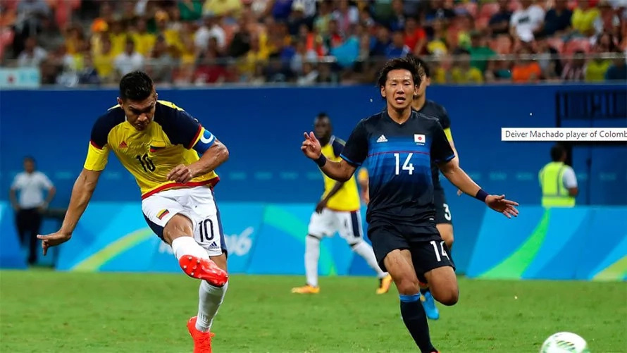 Colombia se juega la vida ante Nigeria en el fútbol olímpico