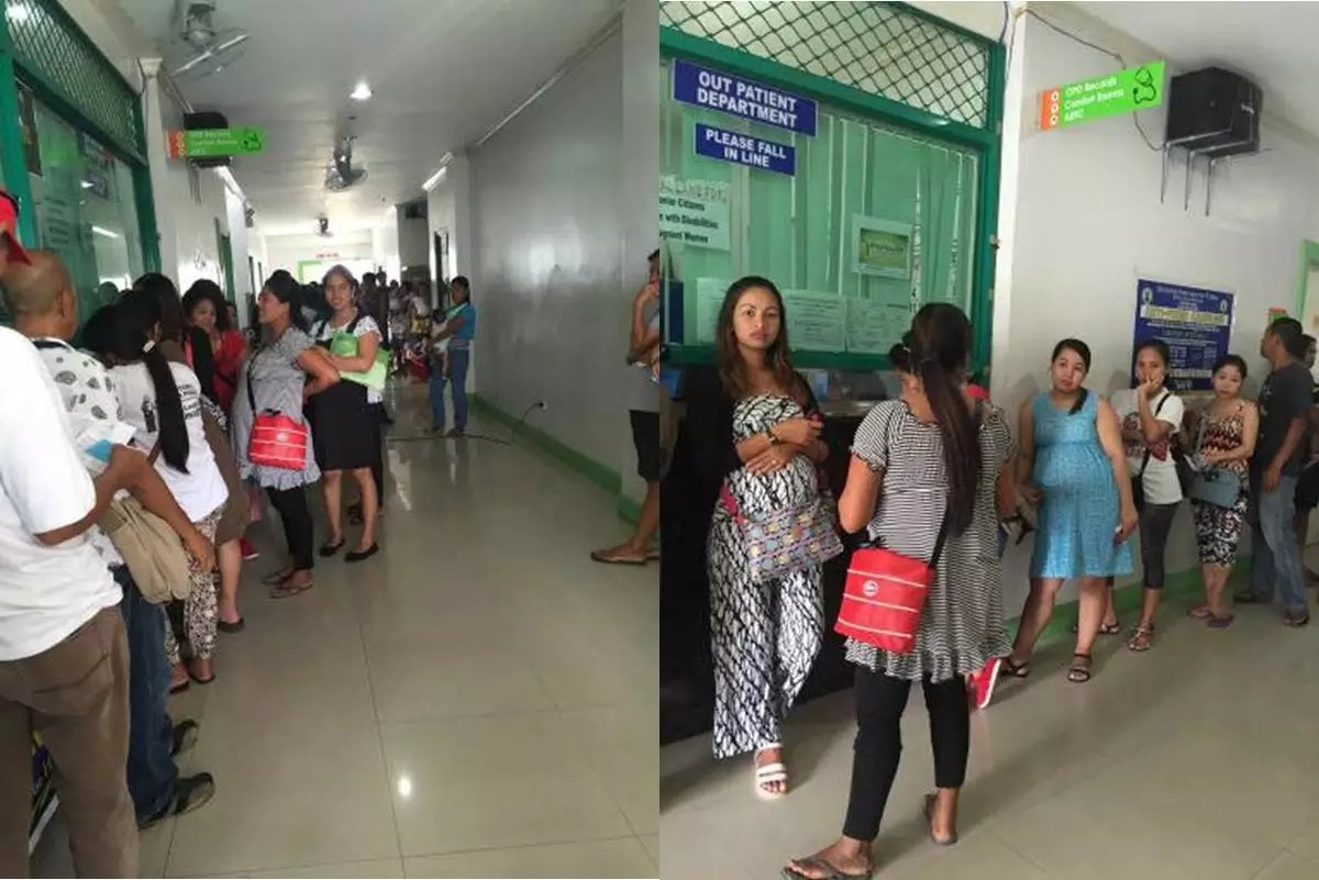 Netizen recalls bad situation in Laguna hospital