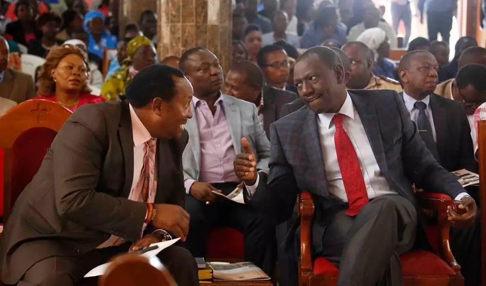 We will deal with perpetrators of violence mercilessly - DP Wiliam Ruto
