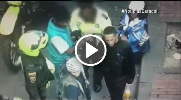 Mira cómo la Policía estaría ayudando a los Sayayines del Bronx a cometer delitos