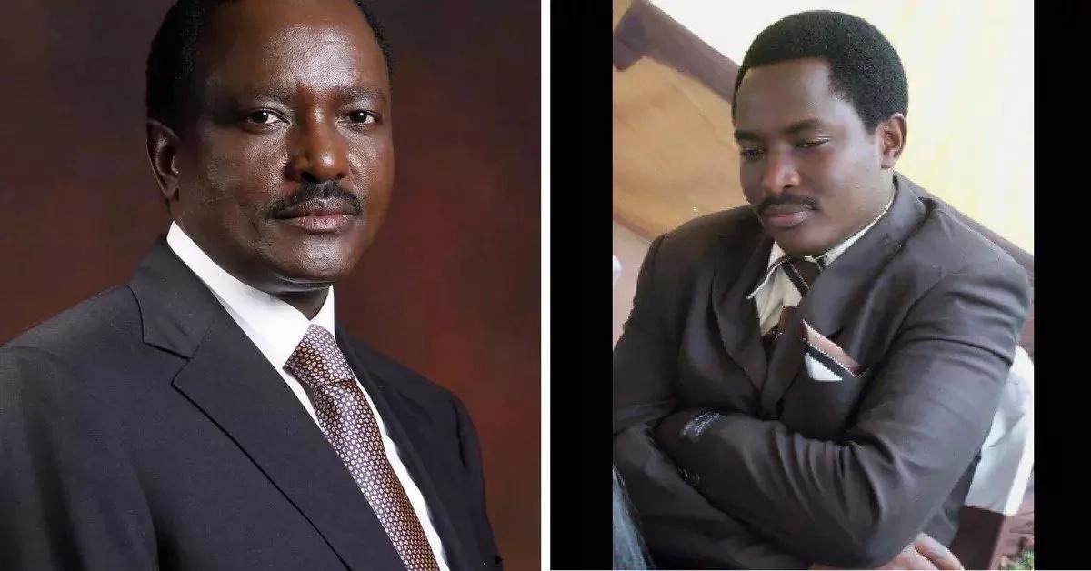'Mwana' huyu wa Kalonzo Musyoka unamfahamu? (PICHA)
