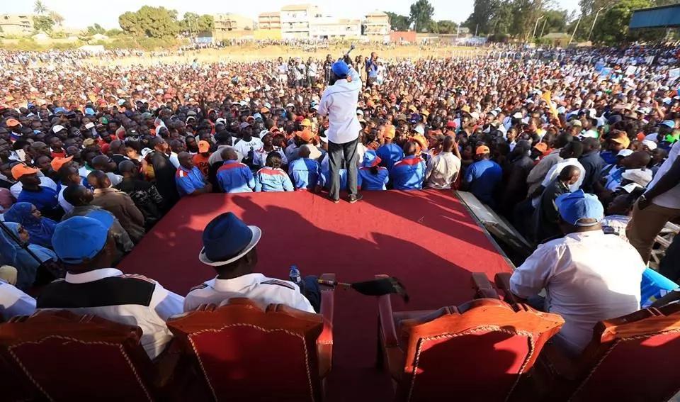 Kalonzo apata wakati mgumu Ukambani baada yao 'Kumkataa' hadharani