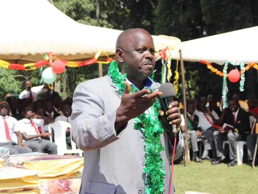 William Ruto in trouble again with Bomet governor
