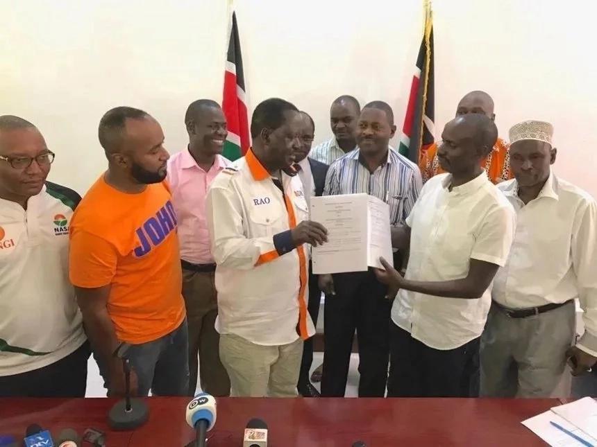 Walimu kutoka Bonde la Ufa watofautiana na Sossion kumuunga mkono Raila