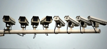Is your every move on the road being watched? Security cameras might be seeing more than they should
