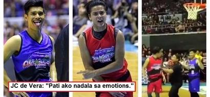JC de Vera breaks his silence on scuffle with Daniel Padilla during basketball game: 'Hindi ko in-expect na ganun pala sila ka-intense.'