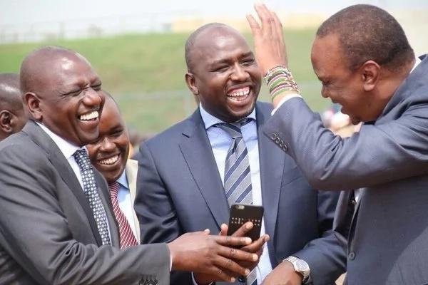 DP Ruto Maasai Mara scam