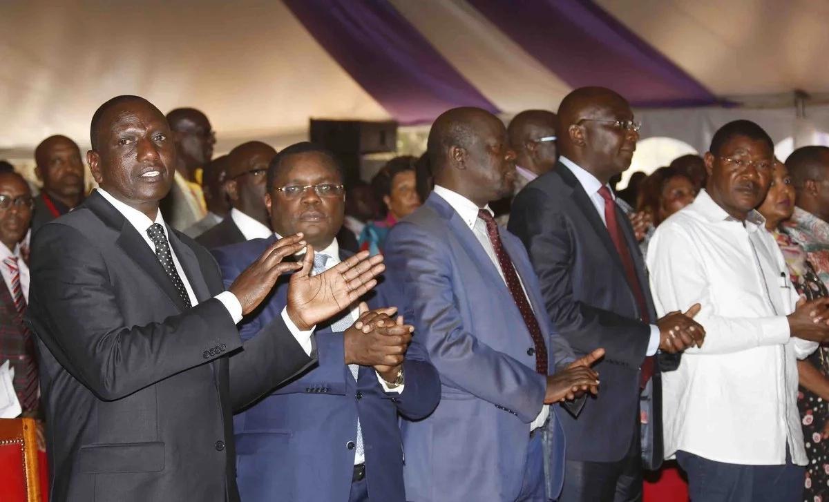 NASA was so unprepared to win the 2017 General Election - William Ruto