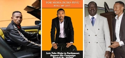 This is what Kenyans think of Moha Jicho Pevu after he officially made his political move