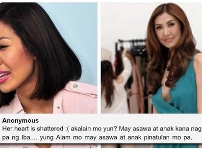Tinago daw talaga ang panganganak? Liz Uy allegedly gave birth secretly due to controversy