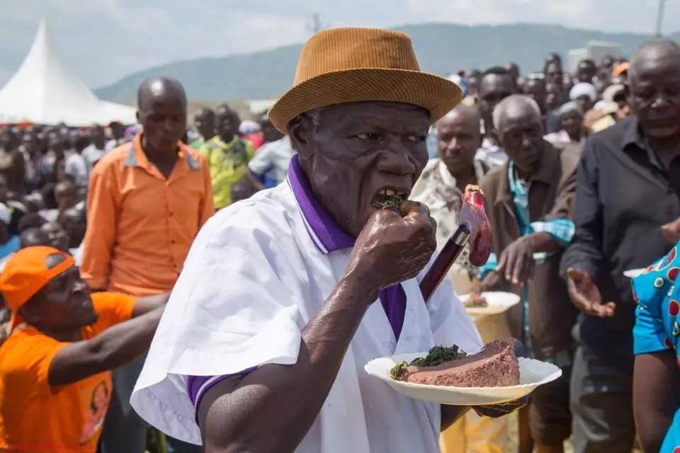Ugali unawaua waafrika- Otabil