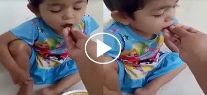 Nakakadiri naman! Mom feeds live worms to child and the reason will shock you!