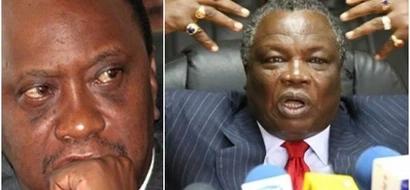 Matamshi yako dhidi ya IEBC yataliweka taifa hatarini, Uhuru aambiwa