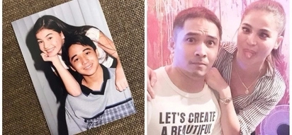 The ultimate 90's tambalan! Anne Curtis shares throwback photo of her with her former love team Chubi del Rosario