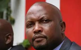 Moses Kuria afoka MATUSI katika mahojiano na mwanahabari-Video