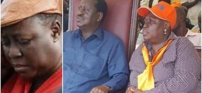 Raila Odinga's sister makes EMOTIONAL appeal to Kenyans