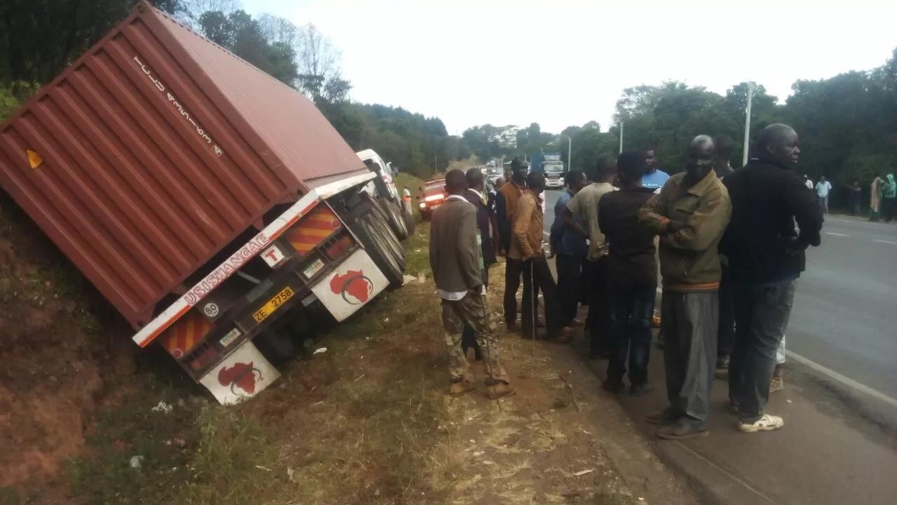 2 dead in another horror accident along the Nakuru-Eldoret highway