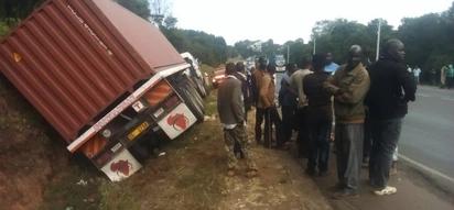 Bado barabara kuu ya Eldoret-Nakuru 'inawameza' Wakenya na sasa imewaua 2