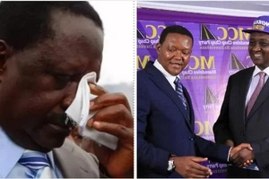 Why it's impossible to work with Raila Odinga - Gitobu Imanyara