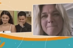 Ogie Alcasid gets emotional during video chat with former wife Michelle van Eimeren because of daughter Leila
