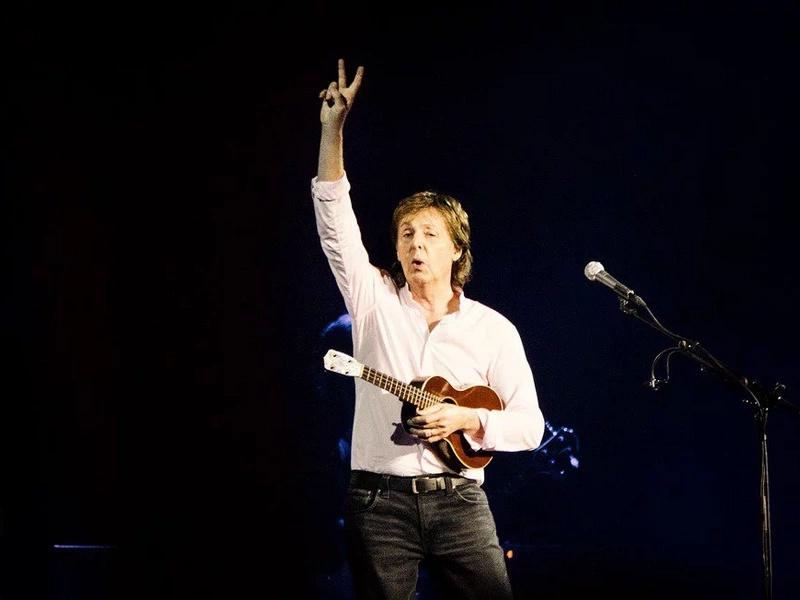 Paul McCartney compiló lo mejor de su carrera