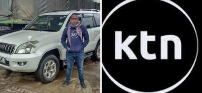 Somali TV station poaches KTN reporter