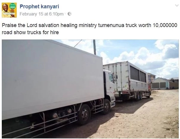 Forget about Kanyari, this is why everyone is talking about Pastor Muiru's Son