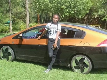 Jubilee MP gifts daughter with a car weeks after bringing village to standstill with huge party for her