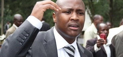 Nandi Hills MP Alfred Keter Fiery Response To Uhuru Over Waiguru