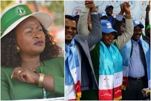 IEBC dealt heavy blow by NASA gubernatorial aspirant Wavinya Ndeti