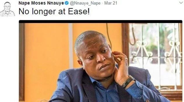 President sacks minister