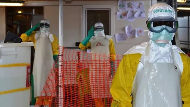 Ebola outbreak in Democratic Republic of Congo kills 3 people, World Health Organization says