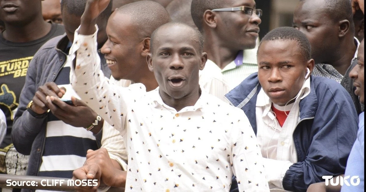 Nairobi comes to a standstill as NASA supporters celebrate Supreme Court verdict