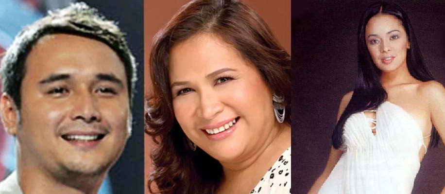 "The Other Women: Top 10 alleged ""kerida"" in showbiz"