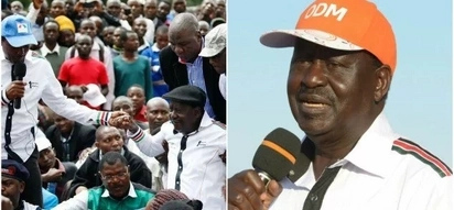 Contend with zero votes - Raila tells IEBC as he accuses it of ethnic profiling