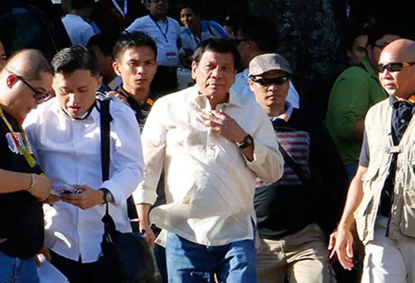 16 things you didn't know about Duterte's oath-taking