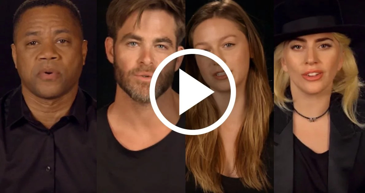 Watch 49 Celebrities Tell The Stories Of The 49 Victims Of Orlando