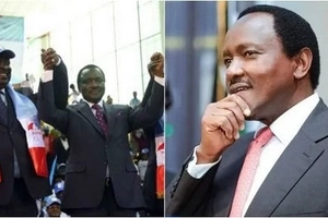 Kalonzo Musyoka makes a STRANGE accusation about NASA