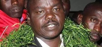 Hawajazoea 'Teargas', mbunge wa Jubilee ampigia William Ruto simu kwa kutupiwa vitoa machozi na polisi